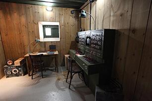 Radar 1944 museum