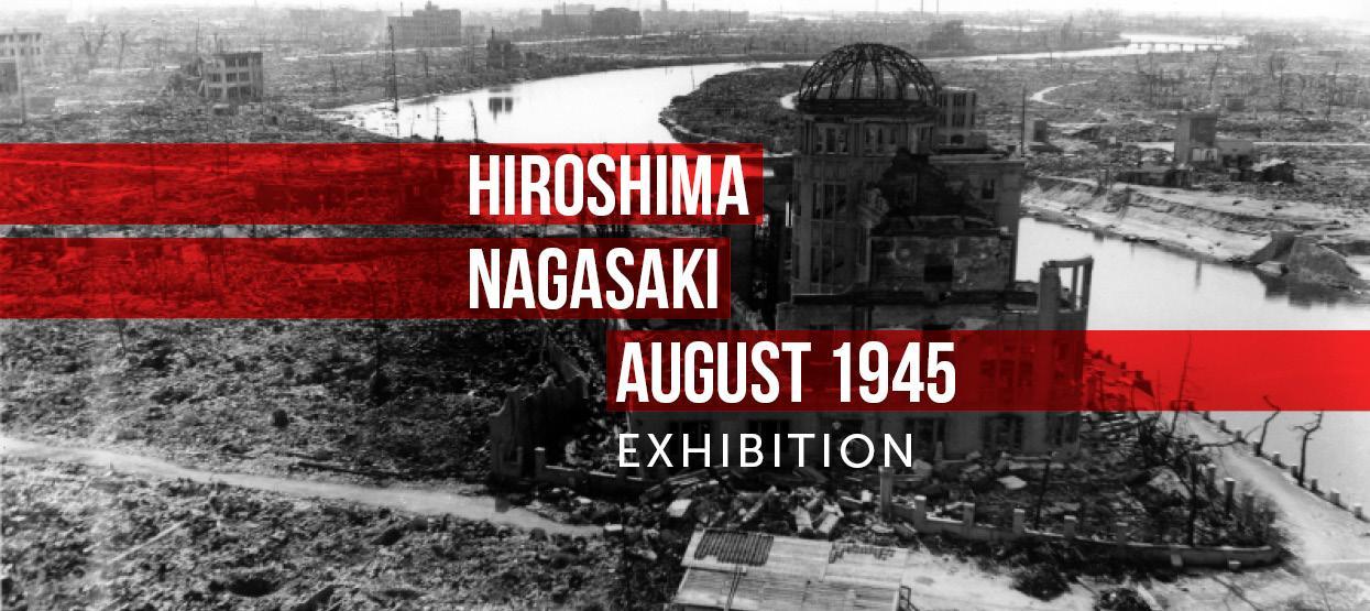 Hiroshima-Nagasaki, august 1945