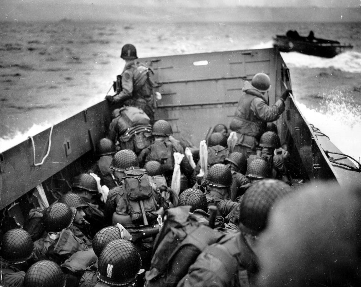 The D Day Landings And Battle Of Normandy