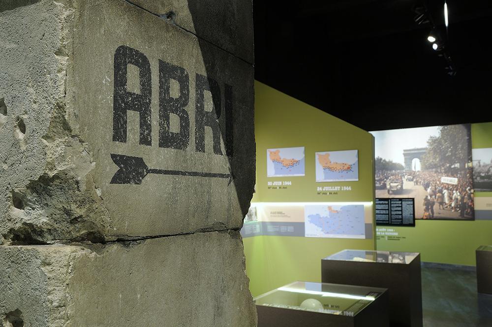 The Battle of Normandy · Mémorial de Caen