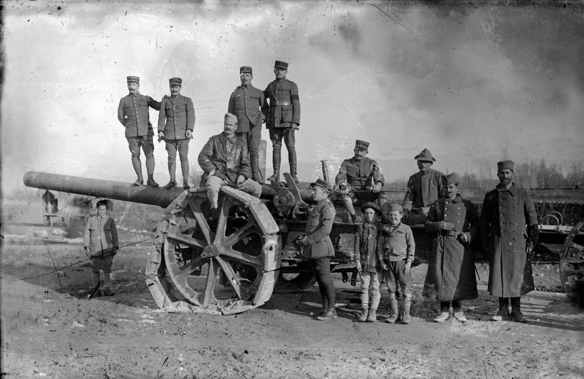 Eastern Front photographs, 1914-1918